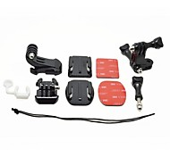 Gopro Accessories Screw / Adhesive Mounts / Straps / Mount/Holder / Accessory Kit Waterproof, For-Action Camera,Gopro Hero 2 / Gopro Hero