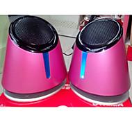 Allspark ® mini Hifi Multimedia-Lautsprechersystem Subwoofer