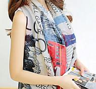 Damen Freizeit Andere Schal