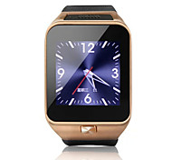 Tecnologia Vestível - Relógio inteligente - DGZ Bluetooth 3.0 -Chamadas com Mão Livre/Controle de Mídia/Controle de Mensagens/Controle de
