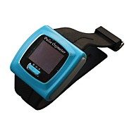 Digital Wrist Pulse Oximeter CMS50FW with Bluetooth Adult Spo2 Probe Rechargeable data storage USB Wire Software