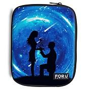 """per u disegni """"serie 10 stella / baciare la cassa del manicotto del computer portatile tutta la vita per ipad"""