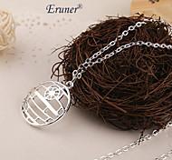 Euner® Star Trek Star Wars Death Star Pendant Necklace Sweater Chain New Listing Fashion Movies Jewelry