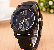 Men's Watches Rome Fashion Watches Men's Outdoor Sports Watch Belt Scale