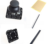 XY-Axis Joystick Module and Accessories for Arduino