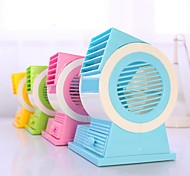 USB Air Conditioning With Sweet-Smelling Fan(Random Color)