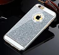 2015 mejor venta twinkle cubierta trasera del caso duro para el iphone 6 más (colores surtidos)