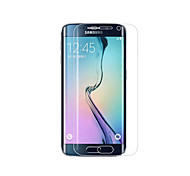 beittal® 0.2mm transparant screen protector hd explosieveilige zachte membraan voor Samsung Galaxy s6 rand (full screen)