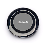 Minismile™ Newest Qi Standard Top Quality Wireless Charger for Samsung Galaxy S6 / S6 Edge / iPhone 6 / Cellphone
