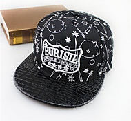Unisex Letter Bur Hip-hop\Skateboard Casual All Seasons Canvas Baseball Cap