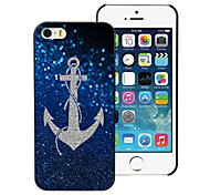 The Anchor Design Aluminum Hard Case for iPhone 4/4S