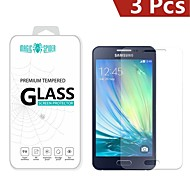 Magic Spider®0.2mm 2.5D Private Brand Damage Protection Tempered Glass Screen Protector for Samsung Galaxy A7(3PCS)