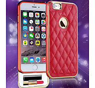 Special Design Fashion High-Grade Genuine Leather Following Holster for iPhone 6 (Assorted Colors)