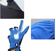 Nano material 3 Fingerless Anti-skidding Frofa Fishing Gloves