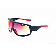 Cycling 100% UV400/Anti-Dust Wrap Sports Glasses