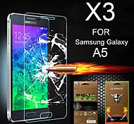 ultimative Stoßdämpfung Displayschutzfolie für Samsung Galaxy a5 (3 Stück)