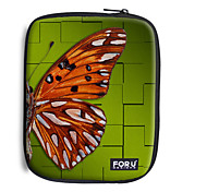 "For U Designs 10"" Butterfly Series Laptop Sleeve Case for Ipad"