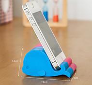 Cute Whales Mobile Phone Bracket (2 PCS)(Random Color)