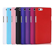 Pajiatu Mobile Phone Hard PC Back Cover Case Shell for Oppo R1C R8207 (Assorted Colors)
