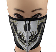 Bike/Cycling Face Mask/Mask Unisex Nylon / Polyester Fashion / SkullsCamping & Hiking / Hunting / Leisure Sports / Cycling/Bike /