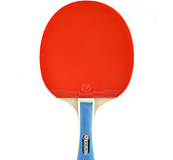 Winmaxs® 1 Pcs 2 Stars Table Tennis Racket Long Handle with A Color Packing Box