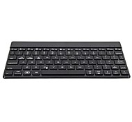 DGZ teclado bluetooth inalámbrico para ipad / iphone 3.0 iOS / Android / Windows Teclado PC sistem tienen 7 luz de fondo
