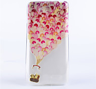 LG L90 D405 TPU Back Cover Special Design / Transparent / Novelty case cover