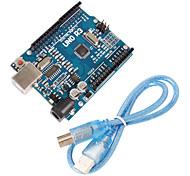 version améliorée uno r3 board ATmega328P pour compatible Arduino