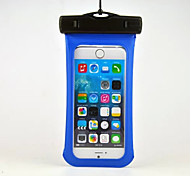 "Waterproof Protective Bag Pouch Case w/ Strap for IPHONE 6 PLUS  5.5"" (Assorted Colors)"