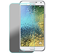 Toughened Glass Screen Saver  for Samsung E5