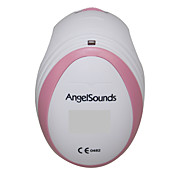 Angelsounds Baby-bump Sound System - Fetal Doppler Each with Batteries Baby Heart Rate Fuction