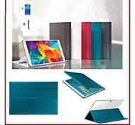 zakelijke stand tablet beschermhoes voor Samsung Galaxy Tab 10.5 s t800 T805 scherm film + stylus met