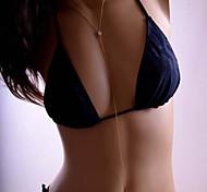 Fashion Sexy Bikini Crystal Body Chain Body Jewelry