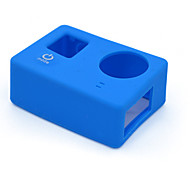 Gopro Accessories Protective Case For Gopro Hero 3 / Gopro Hero 3+ Silicone Black / Blue