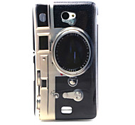 Camera  Pattern TPU Soft Case for Sony E4