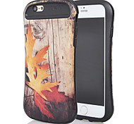 o novo design da vara para iphone6plus combinação óleo leve cintura fina deixa shell telefone móvel