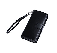 High-Grade Genuine Leather Mobile Phone Holster Full Body Case Shatter-Resistant Case for Samsung Galaxy  S4  I9500