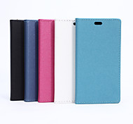 Protective PU Leather Magnetic Vertical Flip Case for HTC Desire 320(Assorted Colors)