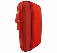 caja del filtro de almacenamiento a prueba de golpes de protección para unidad de disco duro / tarjeta de potencia / usb / sd móvil 2.5