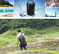 Bolso seco impermeable/Travel Duffel ( Azul , 50 L)  Impermeable/Flotante/Compacto/MultifuncionalAcampada y