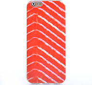 Steak Cabbage Pattern Software Phone Case for iPhone 6