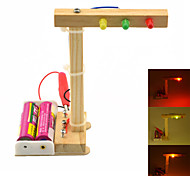 DIY Assembling Traffic Light Toys