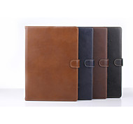 Grain Leather Protective Sleeve with Stand for ipad 6