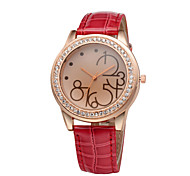 New Special Fashionable Women Ladies Dress Watches Creative Lovely Numerals Students Casual Wristwatch