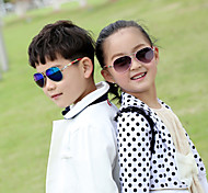 Cool Sunglasses Children Of High-Grade Metal Colorful  Baby Goggles