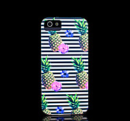 ananas patroon dekking voor iphone 4 / iphone 4 s case