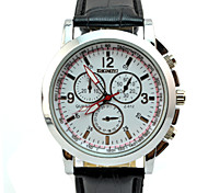 Men's Watch Fashion Dress Watch Alloy Band