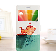 Cellphone Case Protection With Drawing Cartoon Shell for Gionee Elife E6
