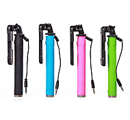 7-Section Retractable Mini Pocket Foldable Selfie Wired Remote Monopod for GOPRO ;XiaoMi Yi;Mobile Phone