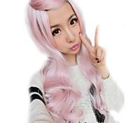 Лолита секс товары розовые парики синтетические радуги челки вьющиеся волосы парики парик Ombre дешевые аниме косплей парики